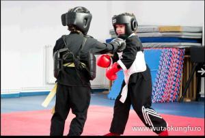 Claudia- antrenament-simulare pt.competitia de Qingda