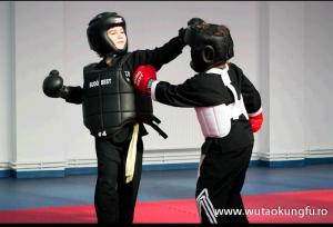 Claudia-antrenament-simulare pt.competitia de Qingda
